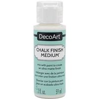 CHALK FINISH MEDIUM 2OZ DPDS133-3