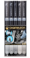 MARKER SET CHAMELEON GREY SET5 CJCT0509