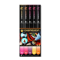 MARKER SET CHAMELEON WARM TONES SET5 CJCT0511