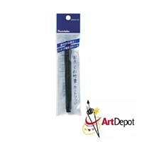 PEN BRUSH KURETAKE INK CARTRIDGE BLACK ZGDAN101-99