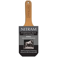 CHARCOAL SHARPENING PADDLE NITRAM NC700306
