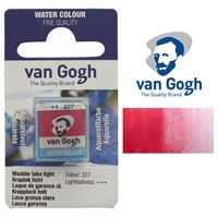 VAN GOGH WC HALF PAN MADDER LAKE LT - 327 TN20863270
