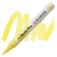 MARKER ECOLINE WC BRUSHPEN LEMON YLW TN11502050