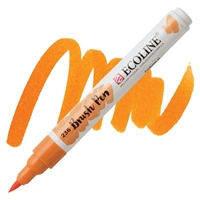 MARKER ECOLINE WC BRUSHPEN LT ORANGE TN11502360