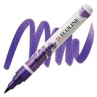 MARKER ECOLINE WC BRUSHPEN BLUE VIOLT TN11505480