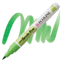 MARKER ECOLINE WC BRUSHPEN GREEN TN11506000