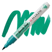 MARKER ECOLINE WC BRUSHPEN DEEP GREEN TN11506020