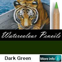 WC PENCIL PRISMACOLOR DARK GREEN cod. WC2908