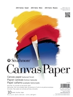 CANVAS PAPER PAD 9X12 10SH 25-309