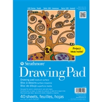 DRAWING PAD SMKIDS 9X12 27-109