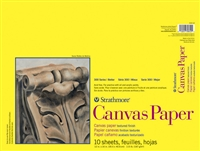 CANVAS PAPER PAD 12X16 310-12