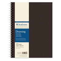 FIELD DRAWING BOOK STRATH 7X10 HB SPIRAL 50SH 80LB 407-7