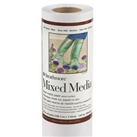 MIXED MEDIA PAPER ROLL SERIES 400 - 42 Inch x 8 yds. 140 lb. 463-42