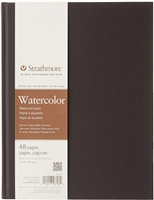 HARDBOUND WC ART JOURNAL 81/2 X 11 1/2 Inch 48SH 467-8