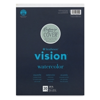 WATERCOLOR PAD VISION 9X12 INCH 640-59