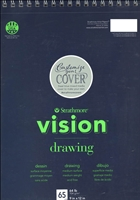 DRAWING PAD VISION 9x12 STRATHMORE 65Sht 643-59
