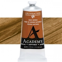 GRUMBACHER ACRYLIC RAW SIENNA 90ML C171