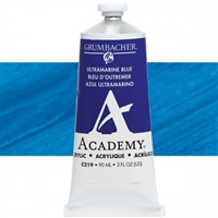 GRUMBACHER ACRYLIC ULTRAMARINE BLUE 90ML C219