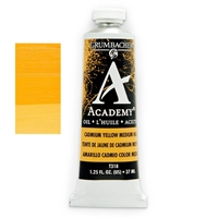 AO CAD YELLOW MED 37ML T318
