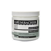 MODELING PASTE GRUMBACHER 16 OZ 526-16