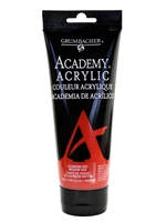 GRUMBACHER ACRYLIC 200ML CADMIUM RED MEDIUM HUE C029P200