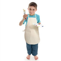 APRON CHILDRENS COTTON SMOCK 14X18 INCH AC5246