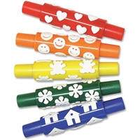 WONDERFOAM PATTERNED ROLLER SET 2 CE9084