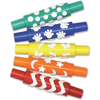 WONDERFOAM PATTERNED ROLLER SET 1 CE9085