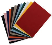 FELT SHEETS 9X12 INCHES RED CE3907-06