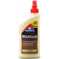 GLUE ELMERS CARPENTERS WOOD GLUE 4OZ ELE-7000
