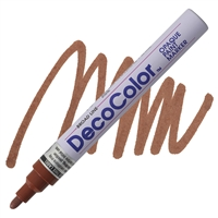 PAINT MARKER DECO BROAD BROWN UC300S-06