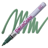 PAINT MARKER DECO BROAD PINE GREEN UC300S-72