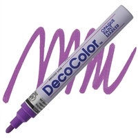 PAINT MARKER DECO BROAD HOT PURPLE UC300S-79