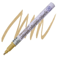 PAINT MARKER CALLIGRAPHY GOLD 125-S 0125GLD00