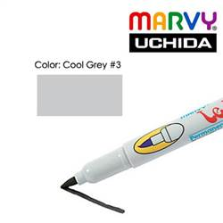 MARKER LE PLUME PERM COOL GREY 3 3000-S 3000CG0893