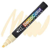 MARKER DECO ACRYLIC 16 PALE ORANGE UC315S-16