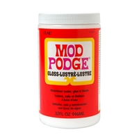 MOD PODGE GLOSS 32oz. CS11203