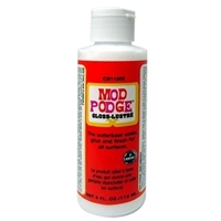 MOD PODGE GLOSS 4oz. CS11205