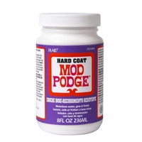 MOD PODGE HARD COAT 8oz. CS11245