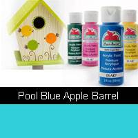 APPLE BARREL POOL BLUE 2OZ 20223