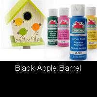 APPLE BARREL BLACK 2OZ 20504