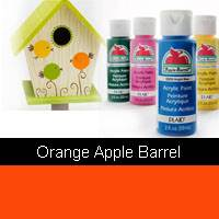 APPLE BARREL ORANGE 2OZ 20561
