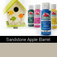 APPLE BARREL SANDSTONE 2OZ 20575