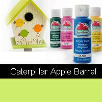 APPLE BARREL CATERPILLAR 2OZ 21342