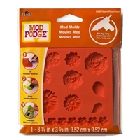 MOD PODGE MOLD - FLOWERS 24889