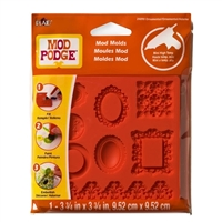 MOD PODGE MOLD - ORNAMENTS 24890