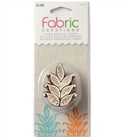 BLOCK PRINTING STAMPS SMALL FERN 27179-disc