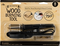WOOD BURNING AND CUTTING TOOL 30725E