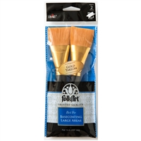 BRUSH SET FOLKART 2 - 1.5 INCH BASECOAT 50557E