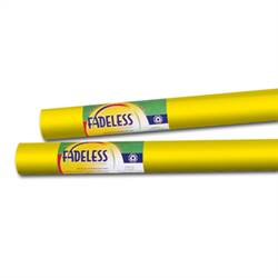FADELESS PAPER ROLL CANARY 24X12 57080